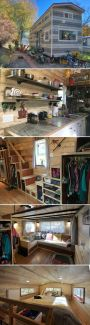 Tiny House Stairs 4