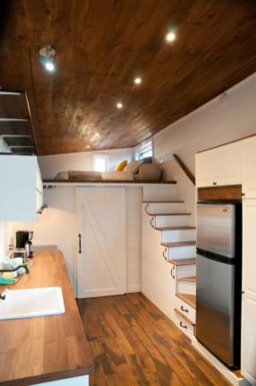 Tiny House Stairs 6