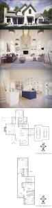 Farmhouse Floor Plans 18