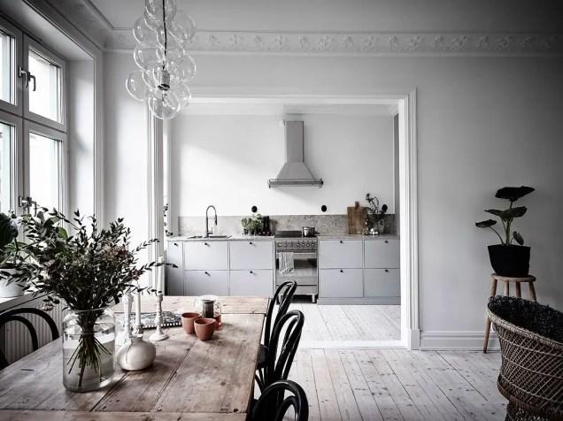 Grey And Beige Kitchen 4