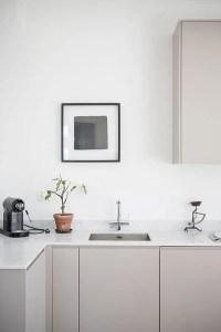 Grey And Beige Kitchen 8