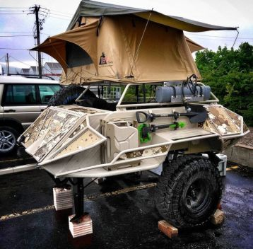 Off Road Trailer 12
