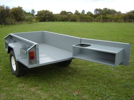 Off Road Trailer 25