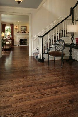 Red Oak Floor Stain Colors 2