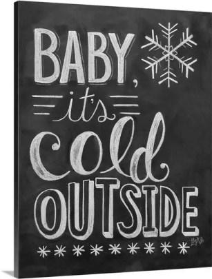 Christmas Chalkboard Art 15