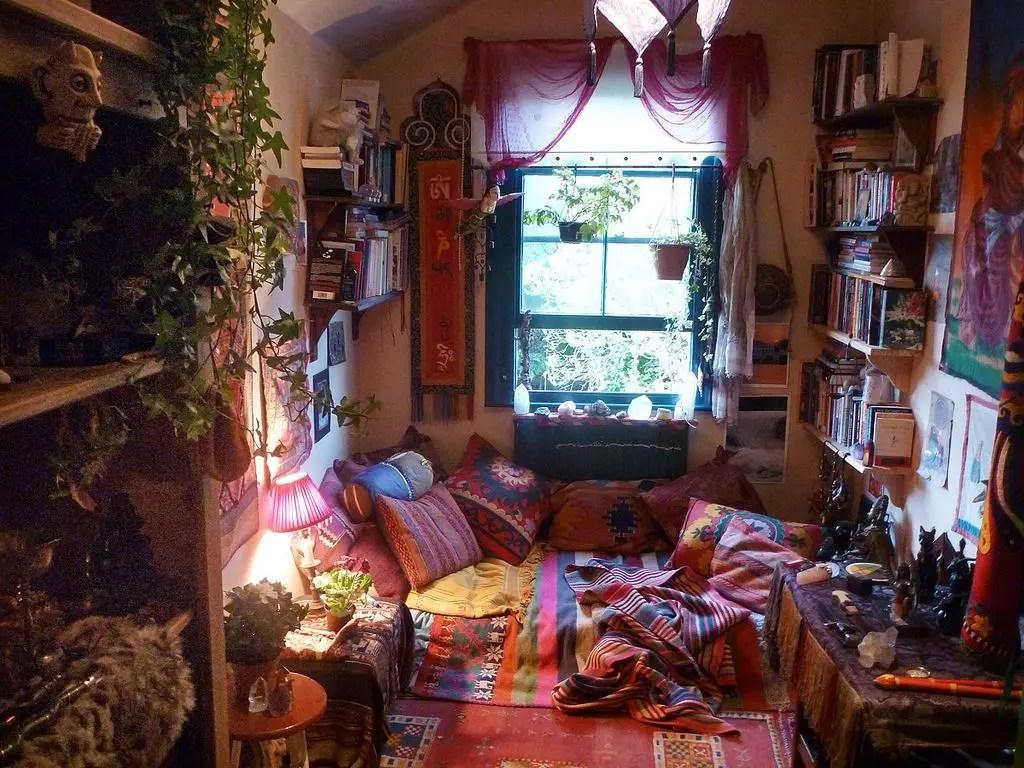 Hippie Bedroom 1 24 Hippie Bedrooms Ideas