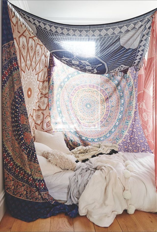 Hippie Bedroom 44
