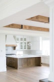 Modern Farmhouse Kitchen 26