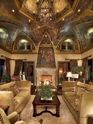 Renaissance Living Room 36