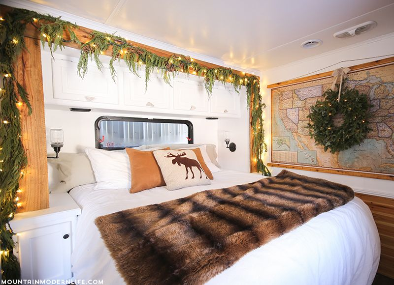 Rv Decor: 25 Awesome Holiday Decoration Ideas For Your RV
