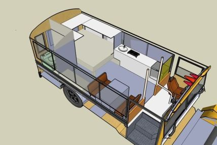 Short Bus Conversion 26