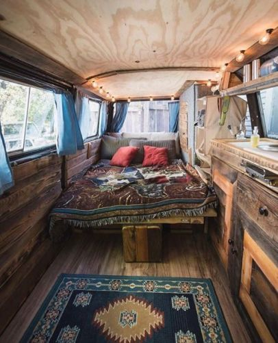 Vanlife Interiors 16