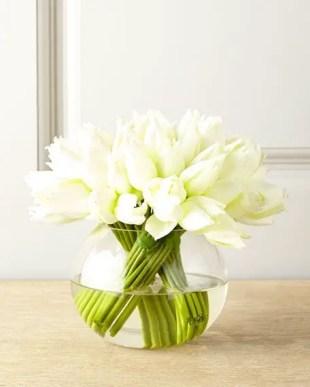 White Tulips 13