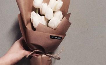 White Tulips 7