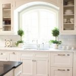 Wreaths On Kitchen Cabinet Doors19