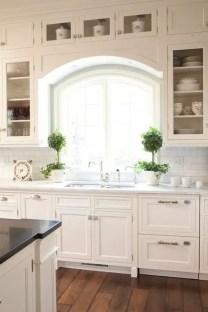Wreaths On Kitchen Cabinet Doors19