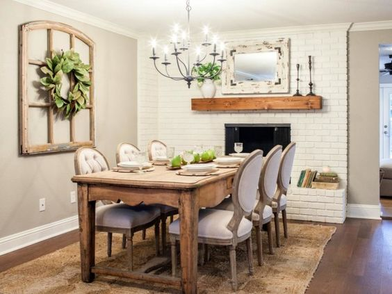 Dining Room Wall Decorations 10