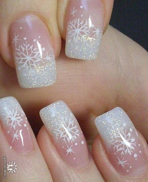 Nails Design Ideas for Christmas 6