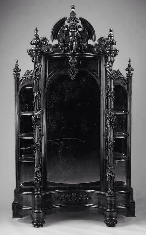 Gorgeous Gothic Furniture 1