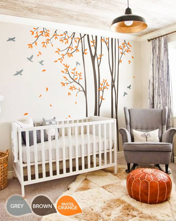 Nursery Wall Decorations 4