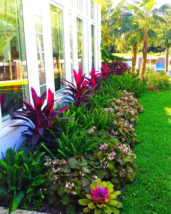 10 Tropical Landscaping Ideas That Can Be Made Easily ...