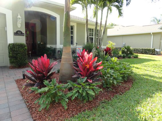 Tropical Landscaping Ideas 5