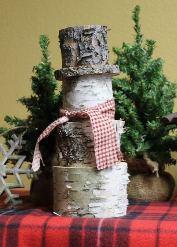 Rustic Christmas Decor 11