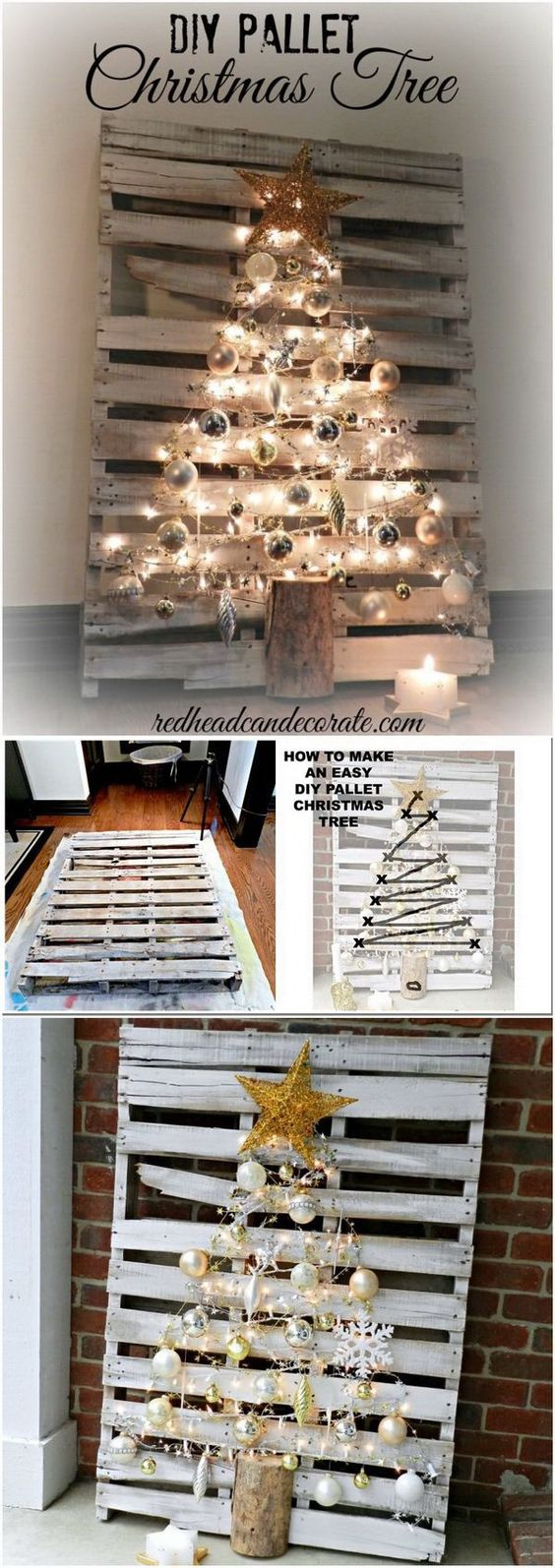 Rustic Christmas Decor 6