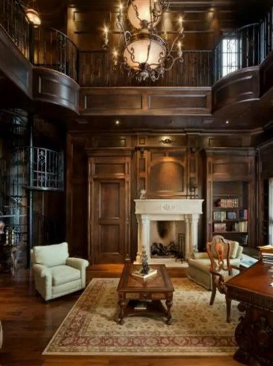 Gothic Furniture Set For Living Room 7
