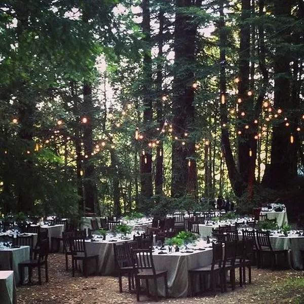 Forest Wedding Ideas 2 Result