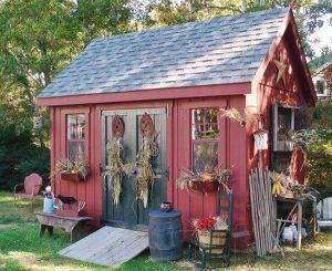 Painted Shed 10 Result