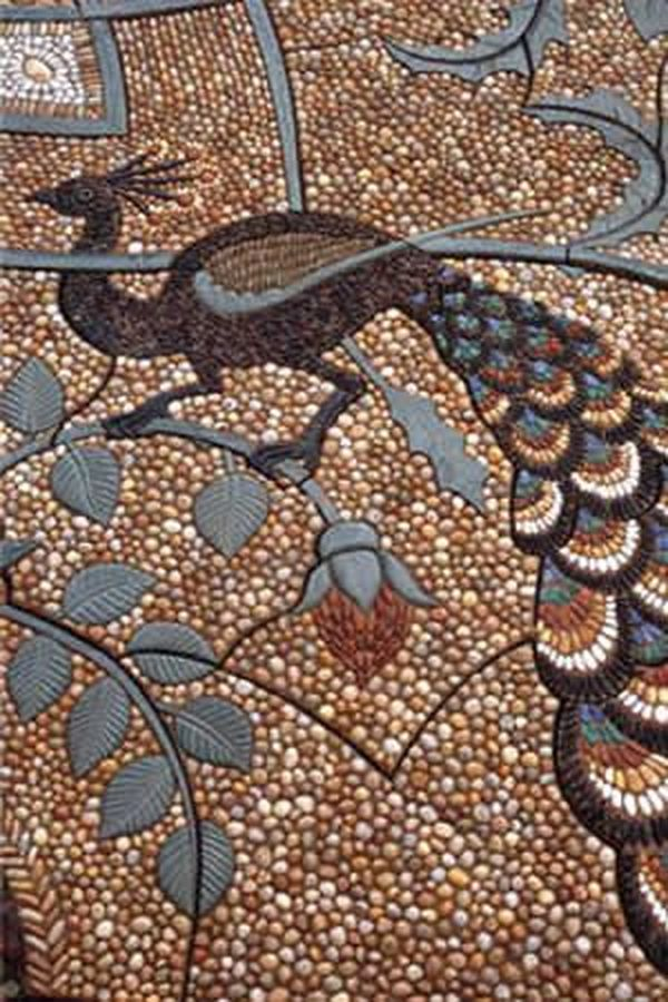 Pebble Mosaic 11 Result