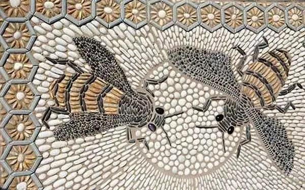 Pebble Mosaic 12 Result