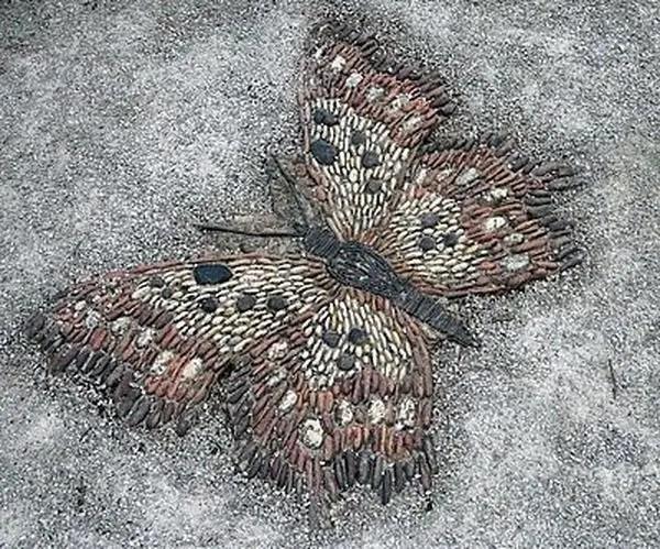 Pebble Mosaic 13 Result