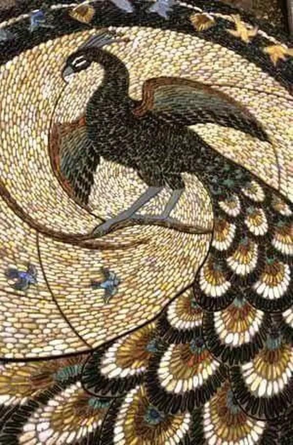 Pebble Mosaic 15 Result