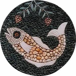 Pebble Mosaic 16 Result