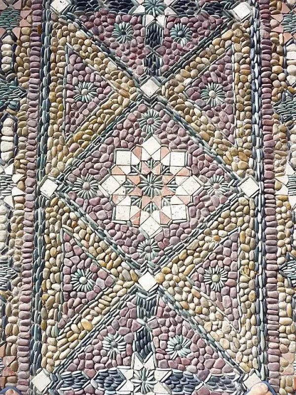 Pebble Mosaic 3 Result