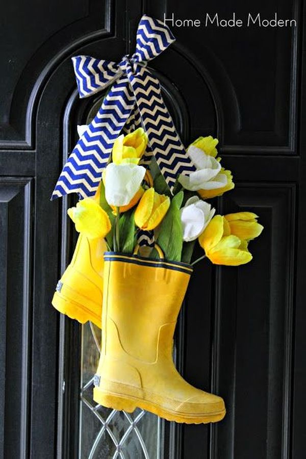 Rain Boot Easter Basket 7 Result