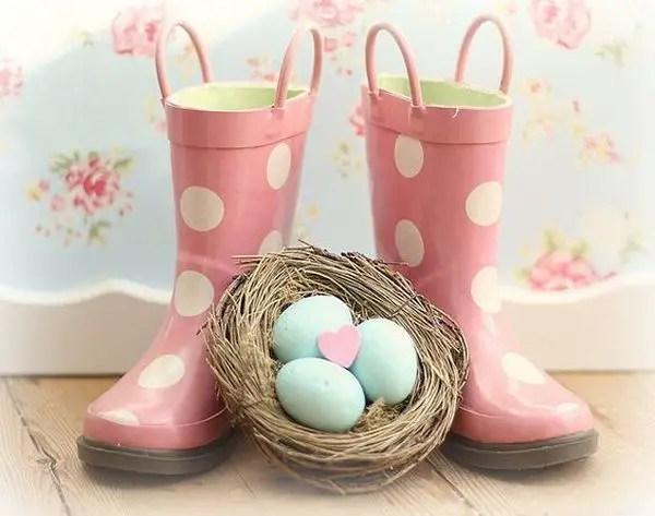 Rain Boot Easter Basket 8 Result