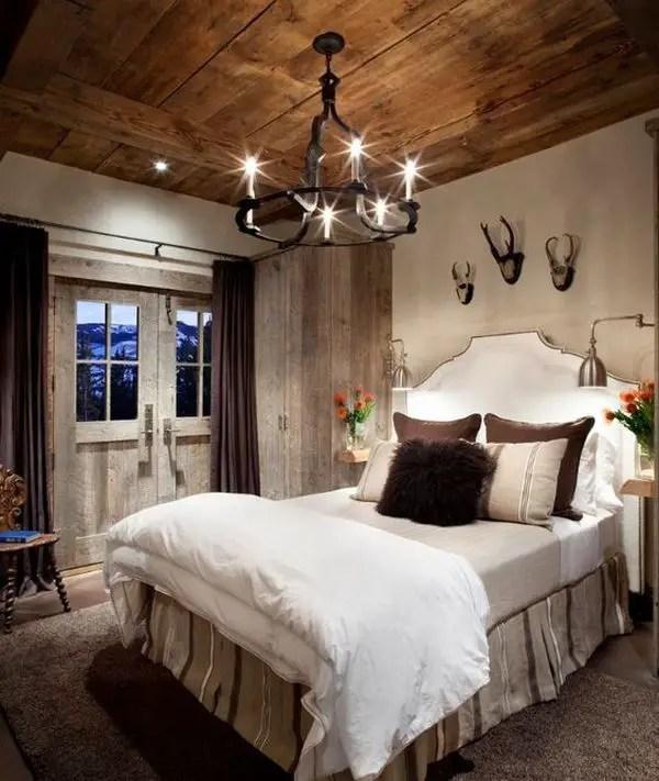 Rustic Bedroom 15 Result