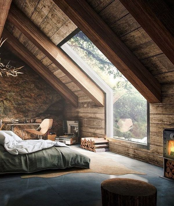 Rustic Bedroom 8 Result