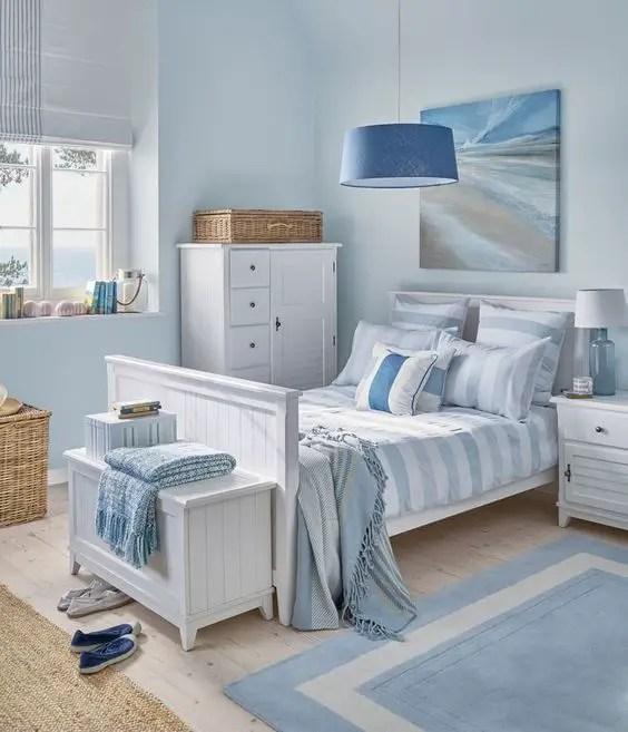 Coastal Glam Bedroom 10 Result