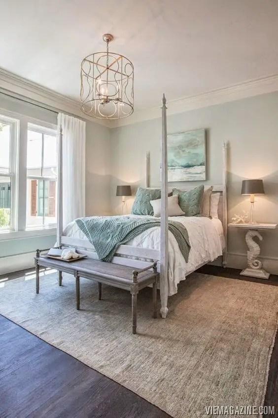 Coastal Glam Bedroom 2 Result