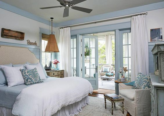 Coastal Glam Bedroom 4 Result