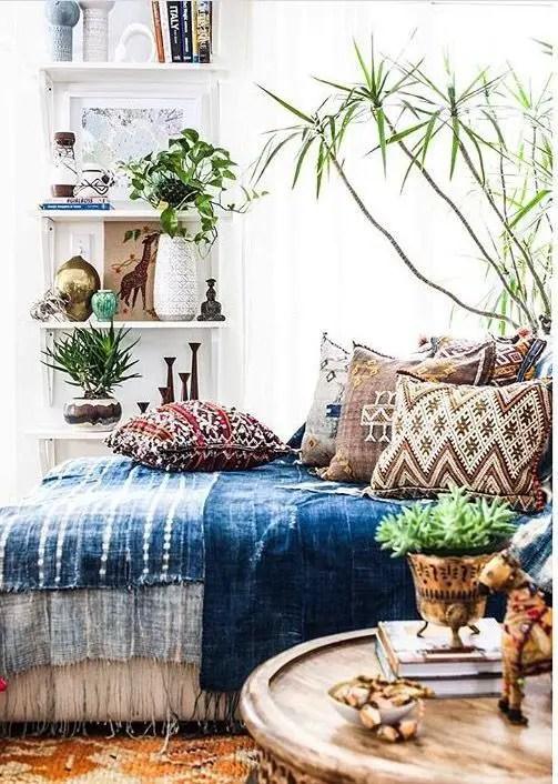 12 Beautiful Inspired Boho Bedroom Decorating On A Budget ... on Boho Bedroom Ideas On A Budget  id=48941
