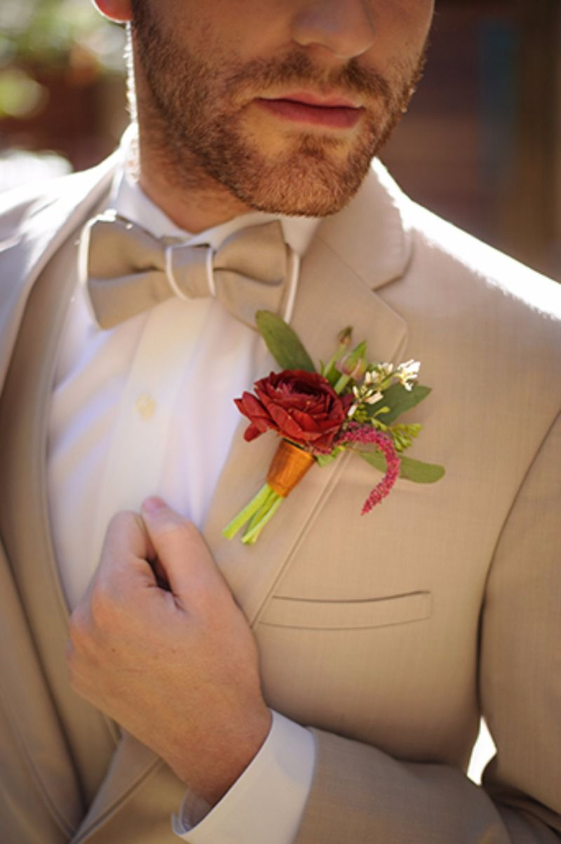 Weddings Boutonnieres Ideas