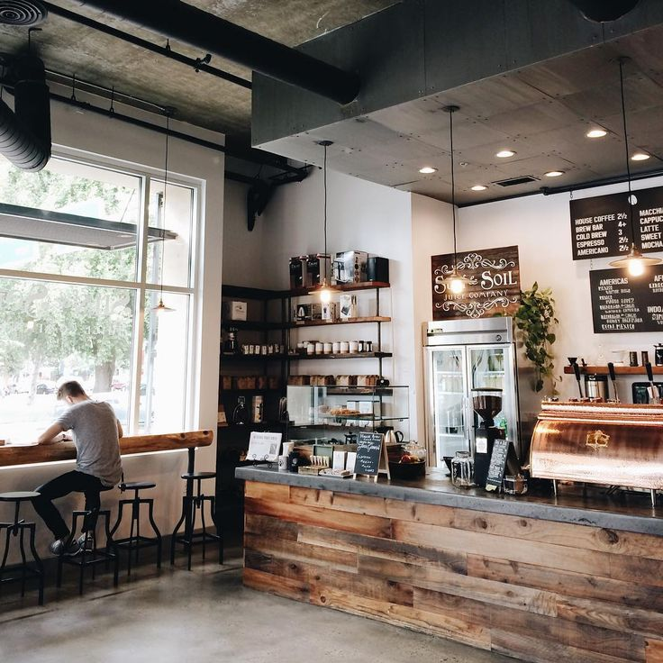 15+ Simple & Gorgeous Coffee Shop Ideas for your startup business ...