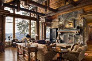 Interior Rustic Decor