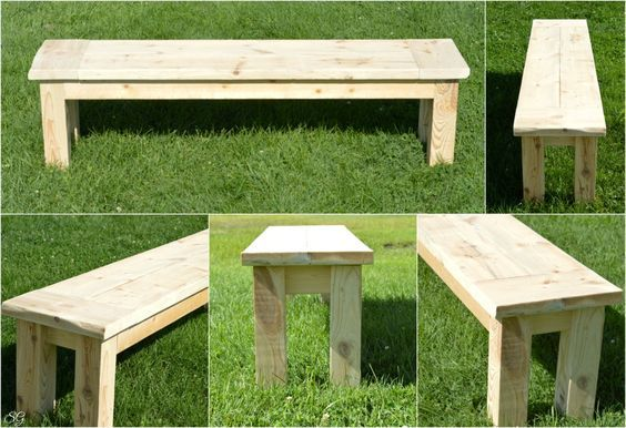 10 Simple Diy Woodworking Bench Ideas That Full Of