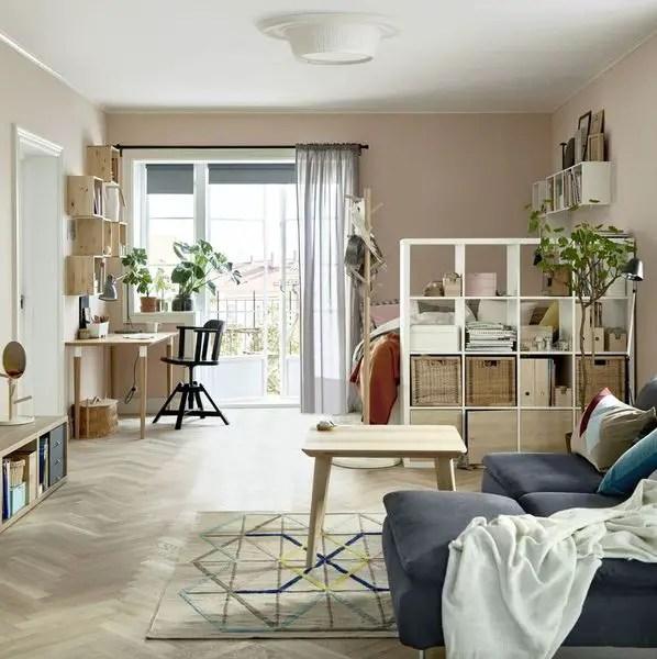 Warm Look Apartment